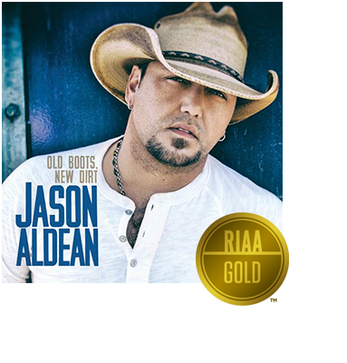 award_jasonaldean_started_gold - RIAA - Gold Parental Advisory