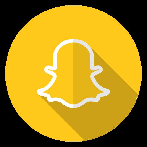 15 Trend Terbaru Circle Transparent Png Snapchat Logo