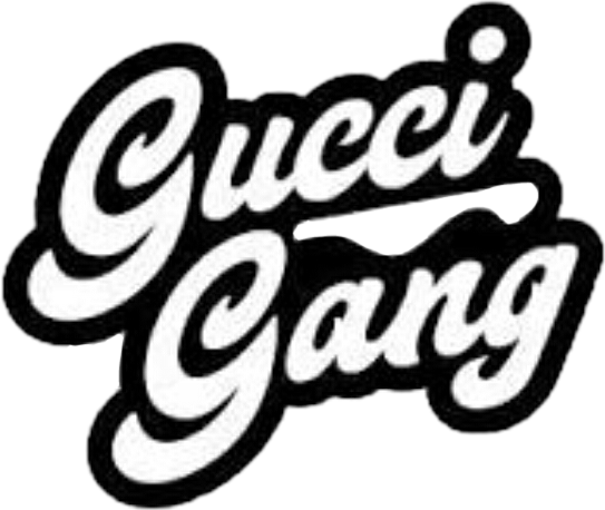 guccigang Gang Gucci  Sticker by