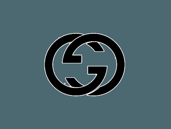 Clear Gucci Logo  LogoDix