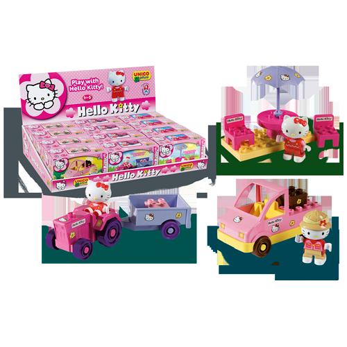 Androni  Hello Kitty Accessories Unico Plus  PlayOne
