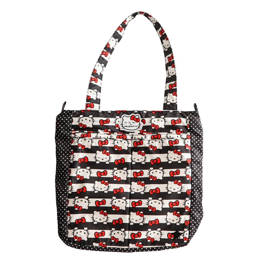JUJUBE FOR HELLO KITTY BE LIGHT IN DOTS  STRIPES
