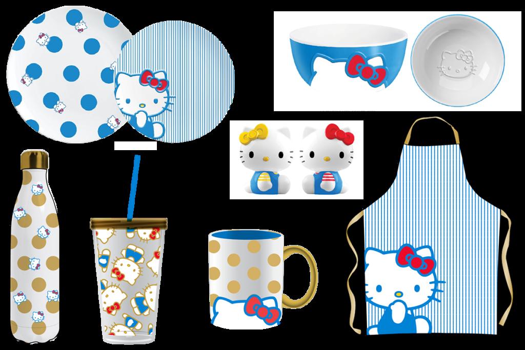 Tara Carone  Sanrio Products  Hello Kitty