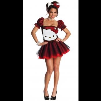 Hello Kitty Red Adult Costume  Costumescomau