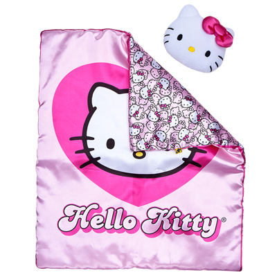 Pink Hello Kitty Bedding 2 pc  BuildABear Workshop US