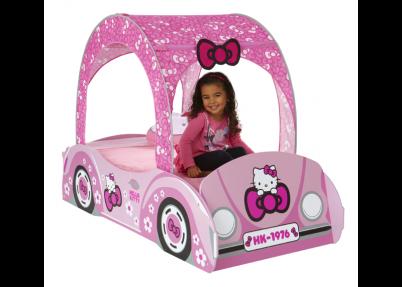 Kinderbed hemelbed Hello Kitty  Hello kitty slaapkamer