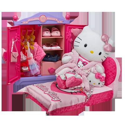 Super Sleepover Hello Kitty  BuildABear Workshop US