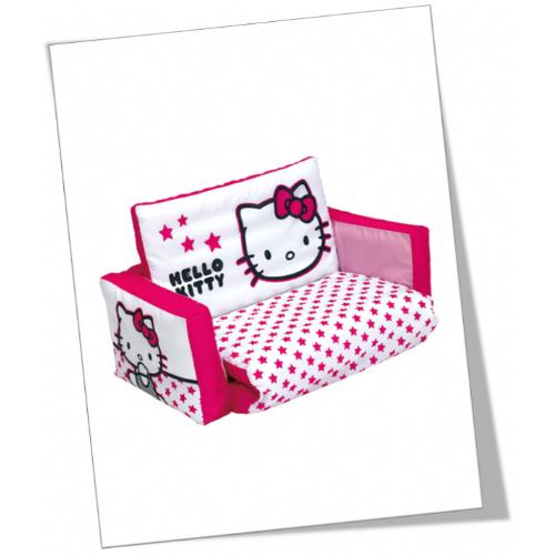 Otroška zofa Hello Kitty Bed and Flip Out Sofa