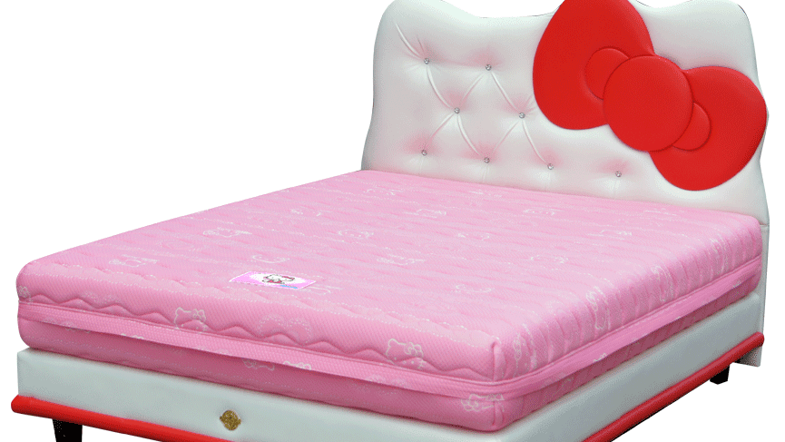 Harga Spring Bed Hello Kitty Classic