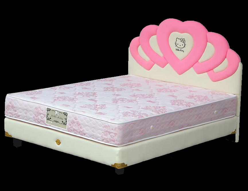 Harga Spring Bed Hello Kitty Rama Pink Bigland Jawa Tengah