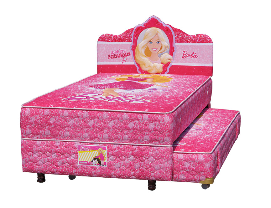 Spring Bed Anak Double Bed Sorong Bigland 2in1 Twin Bed