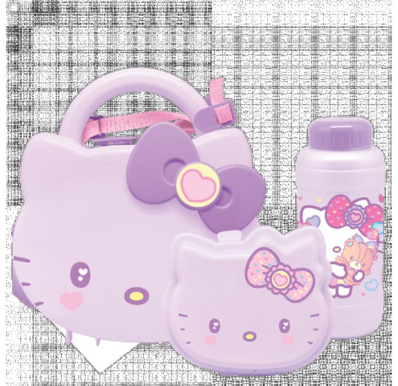 Jual TECHNOPLAST Hello Kitty Fancy Revolution Set School