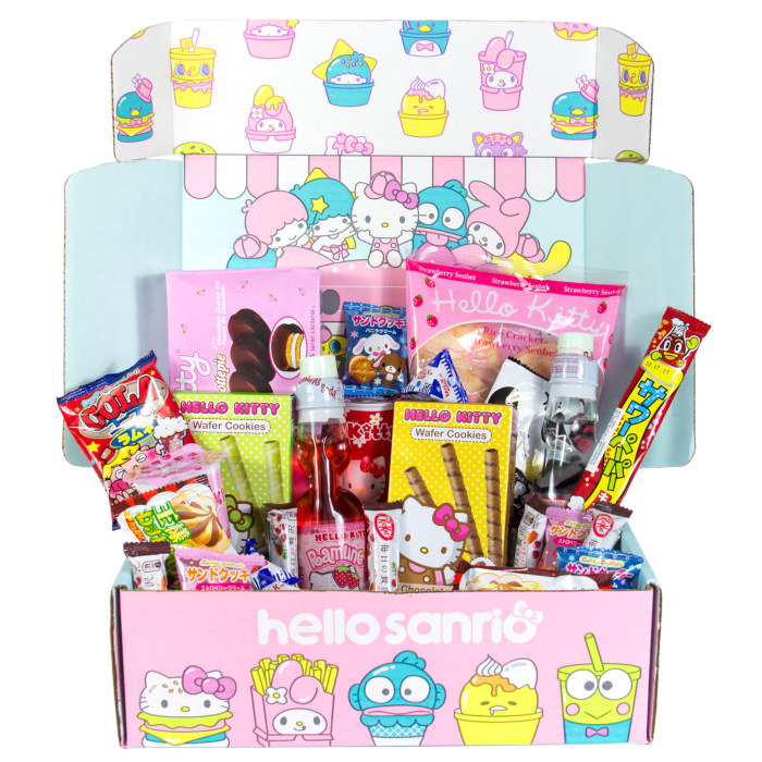 ITSUGAR  Hello Sanrio Surprise Box  Novelty Gifts