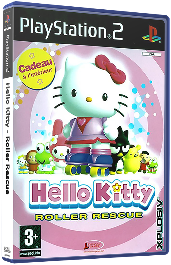 Hello Kitty Roller Rescue Details  LaunchBox Games Database