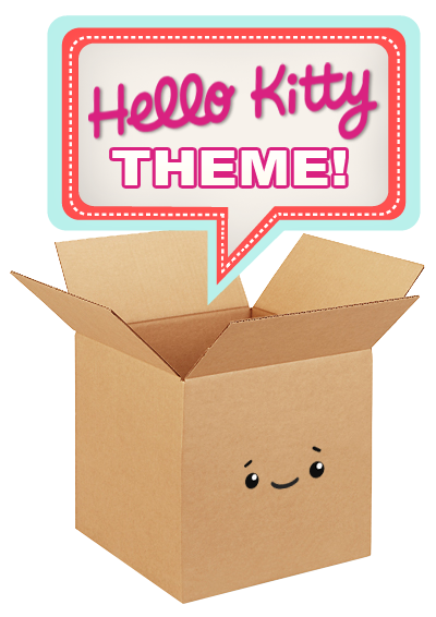 Hello Kitty Mystery Box  Mystery gift boxes  BoxyChan