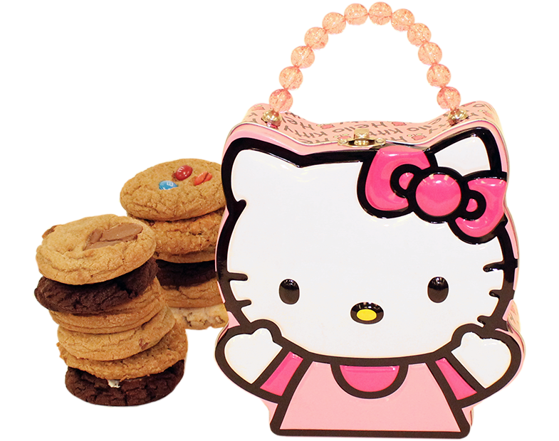 Lunch Box  Hello Kitty Happy  Cookies by George