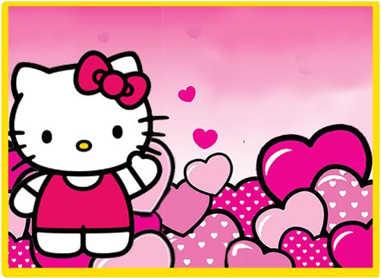 opera candybar kitty animado kitimprimible  Kit