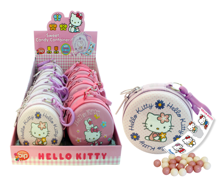 Hello Kitty Candy Container  The Chocolate Bar