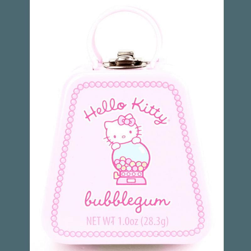 Hello Kitty Bubble Gum Tin fall like beautiful f
