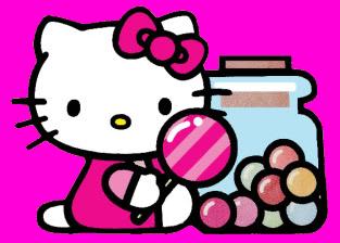 Hello Kitty Candy by slitkitten on DeviantArt