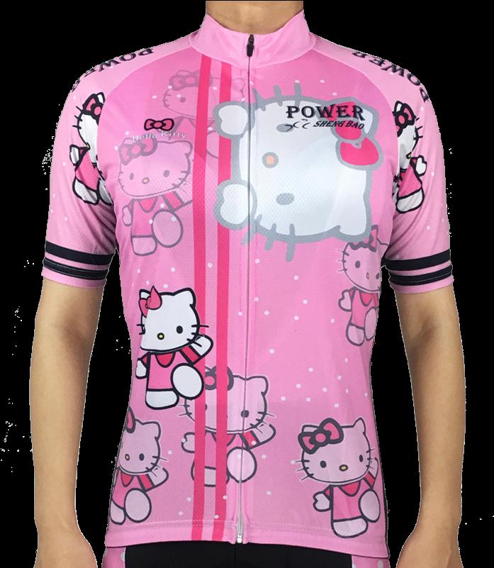 Jibstay 45 Hello Kitty Cycling Jersey