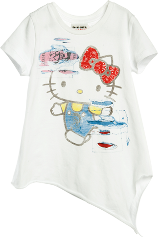 diesel  Hello kitty clothes Hello kitty Designer kids