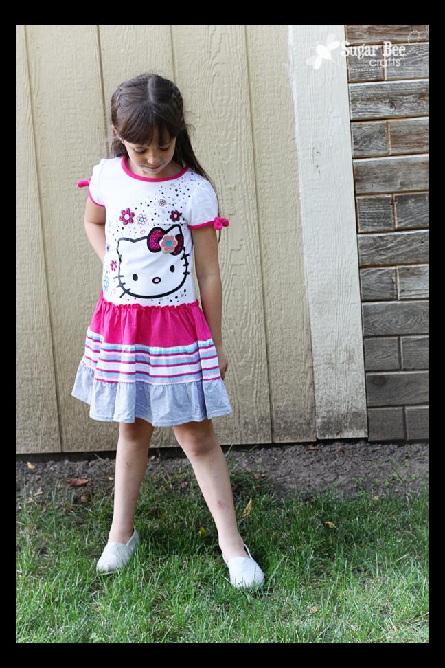 Hello Kitty  rockin backtoschool  Sugar Bee Crafts