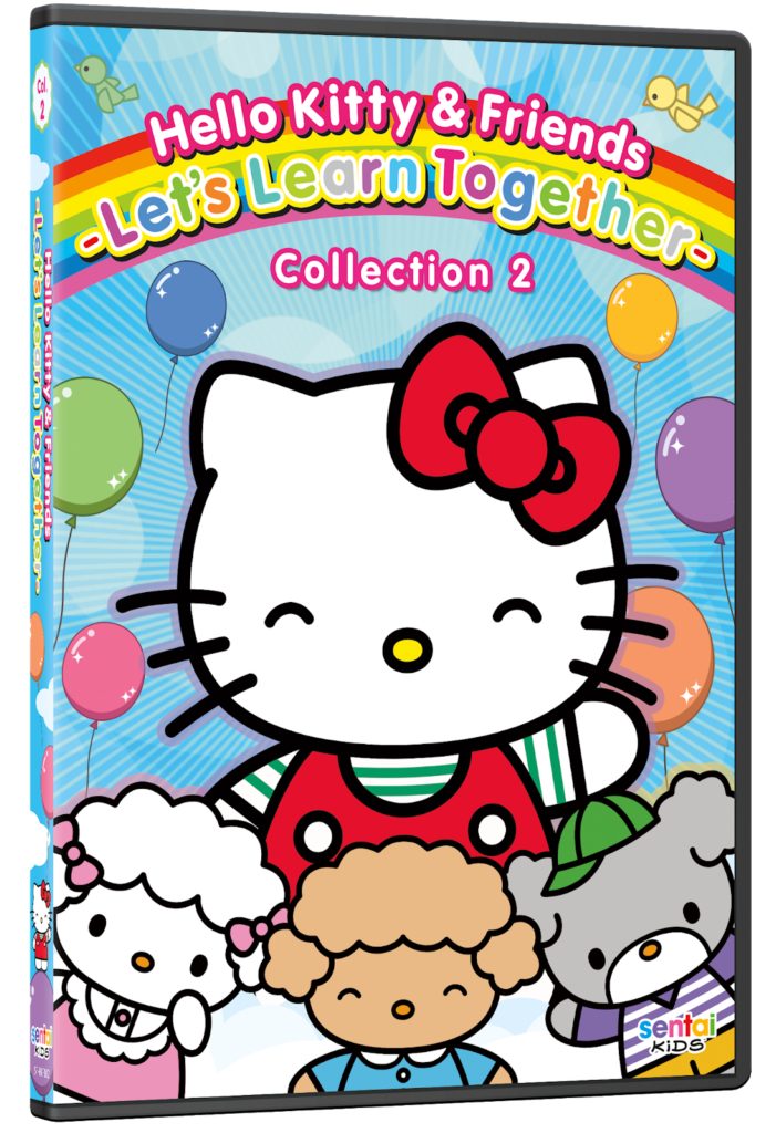 Inspired by Savannah Hello Kitty Lets Learn Together 2