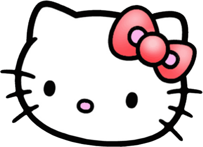 Hello Kitty Face  Hello kitty printables Hello kitty