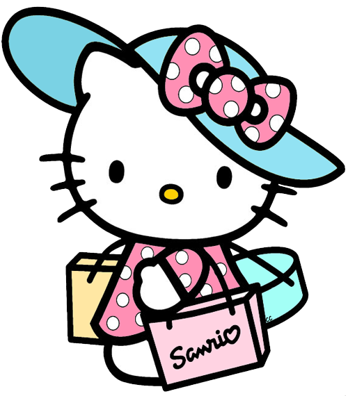 Hello Kitty Face Clipart at GetDrawings  Free download