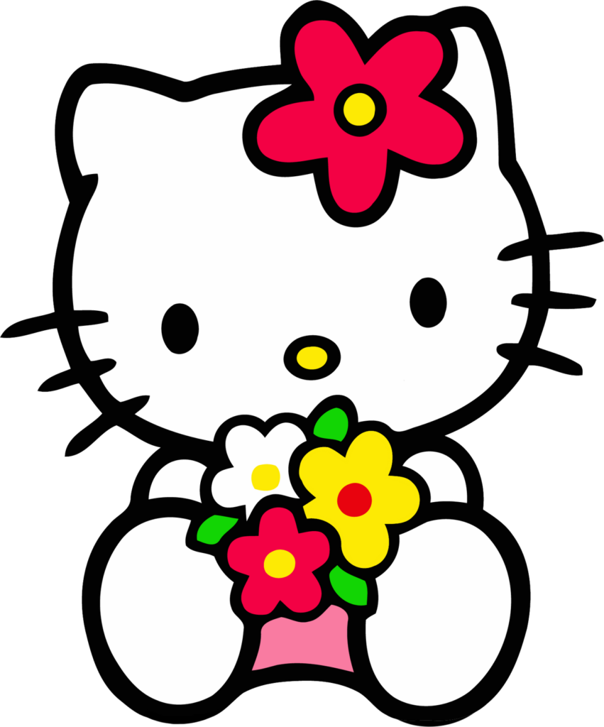 Library of happy birthday cat clip freeuse library png