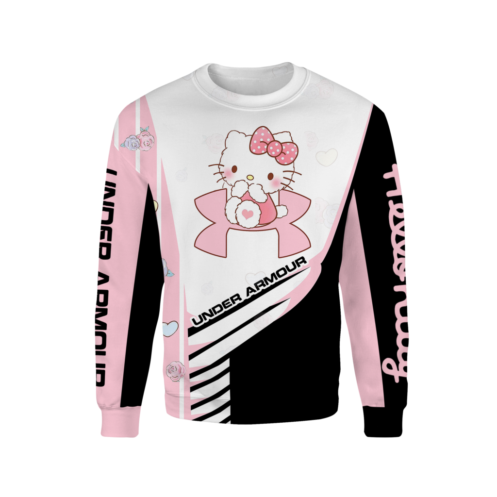 Hello Kitty Under Armour New Full All Over Print K1606