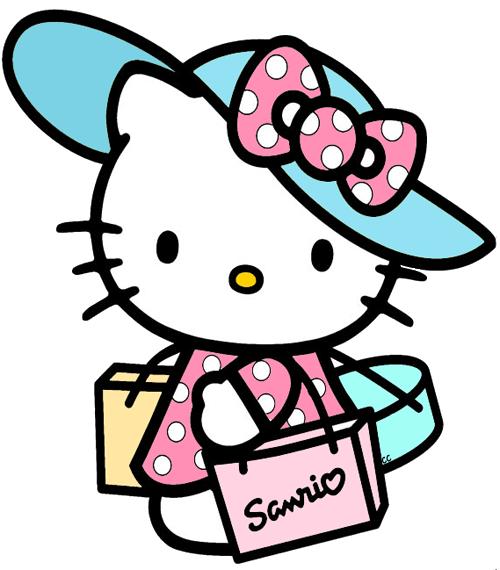Hello Kitty Cartoonpng  ClipArt Best