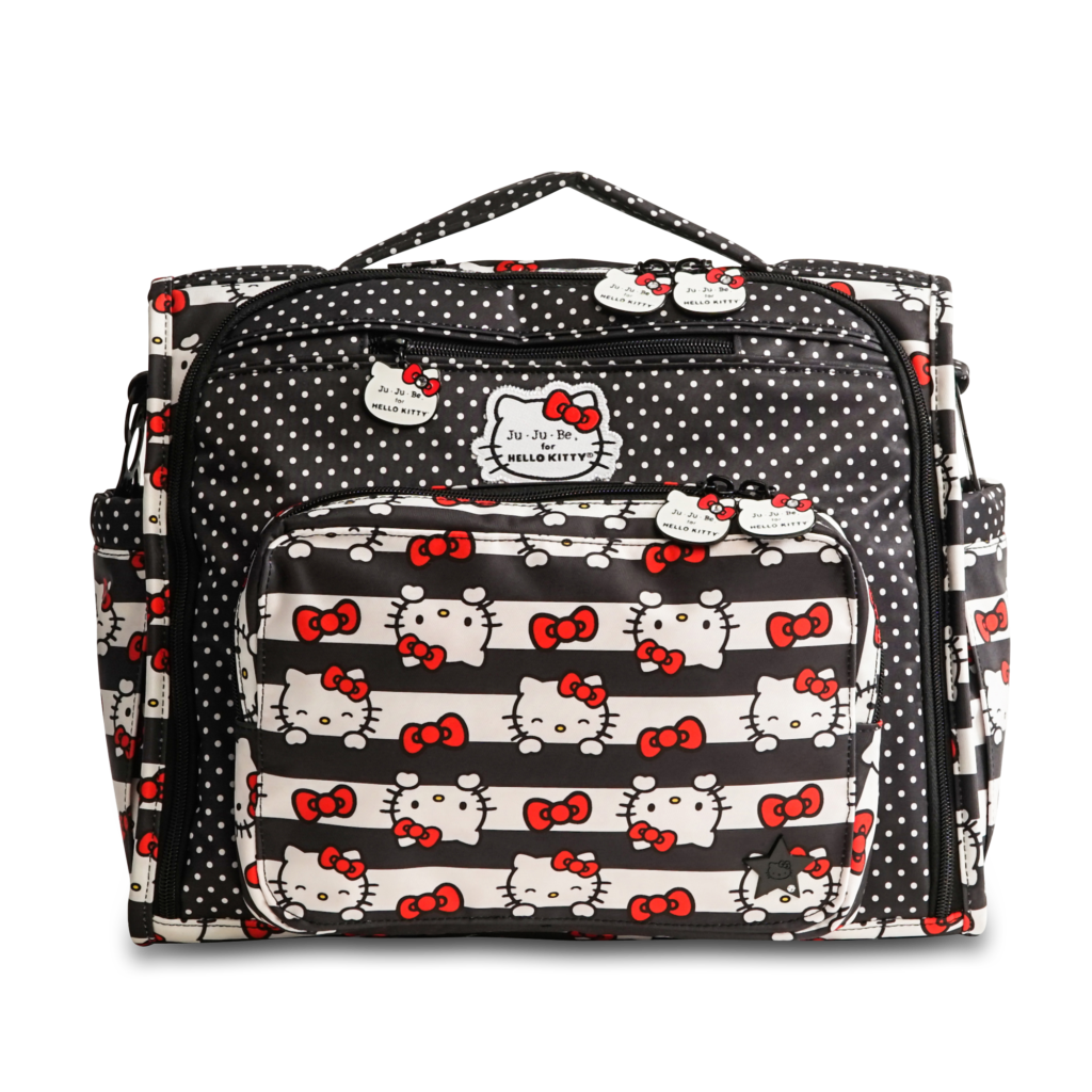 JUJUBE FOR HELLO KITTY BFF IN DOTS  STRIPES WITH