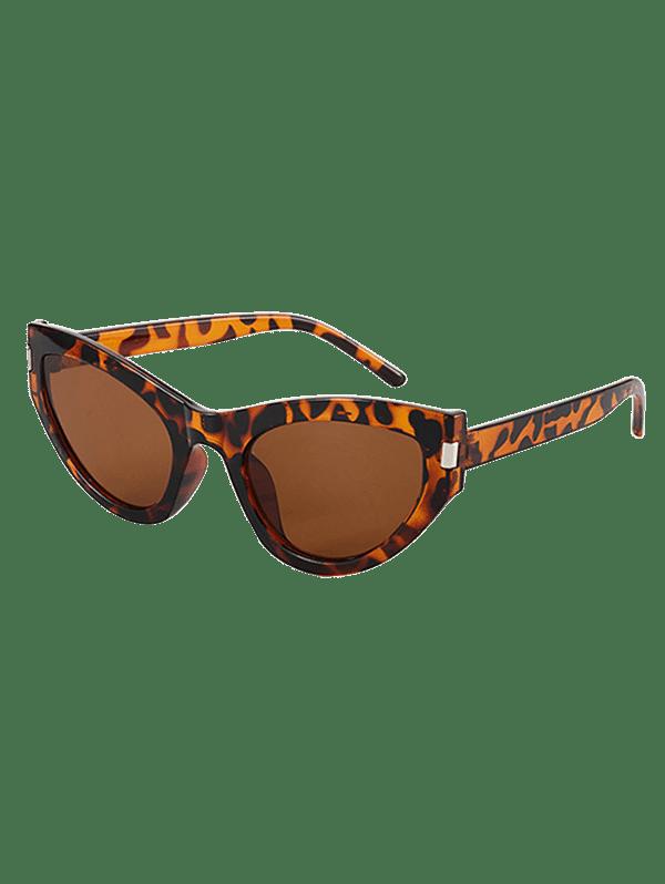 Full Rim Kitty Eye Sunglasses Ad  spon Rim Full