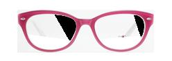 Hello Kitty HK229 3 Pink eyeglasses  Pink eyeglasses