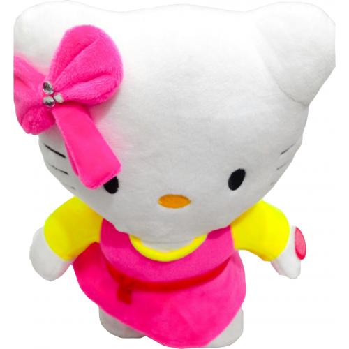 Walking hello kitty stuff toy with hello kitty orignal