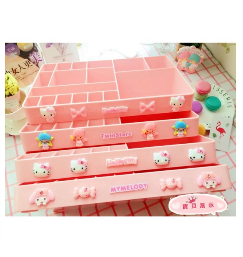 Hello Kitty Multifunctional Cosmetic Makeup Jewelry