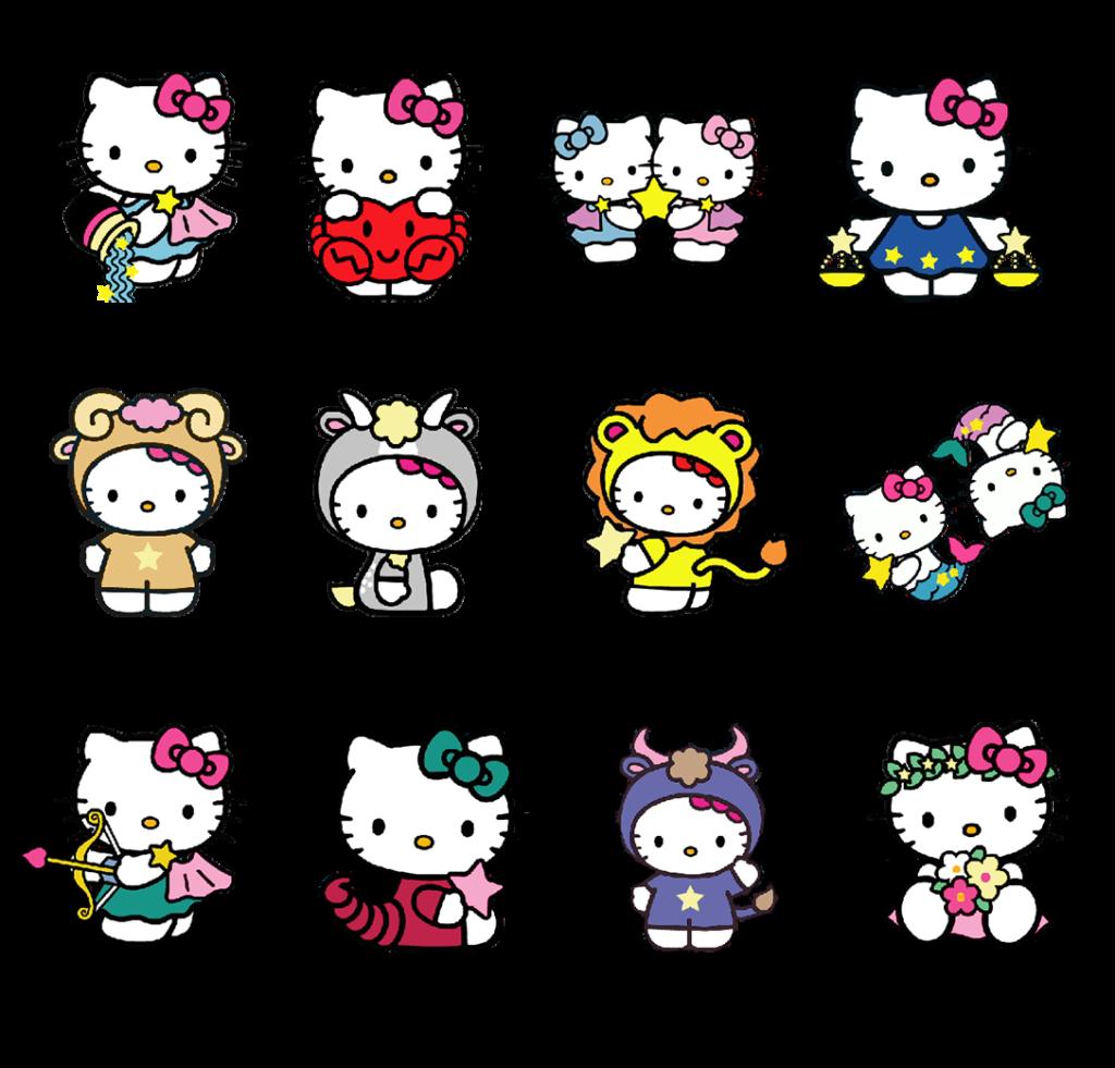 Hello Kitty Constellation Icon  Kitty Cat 12