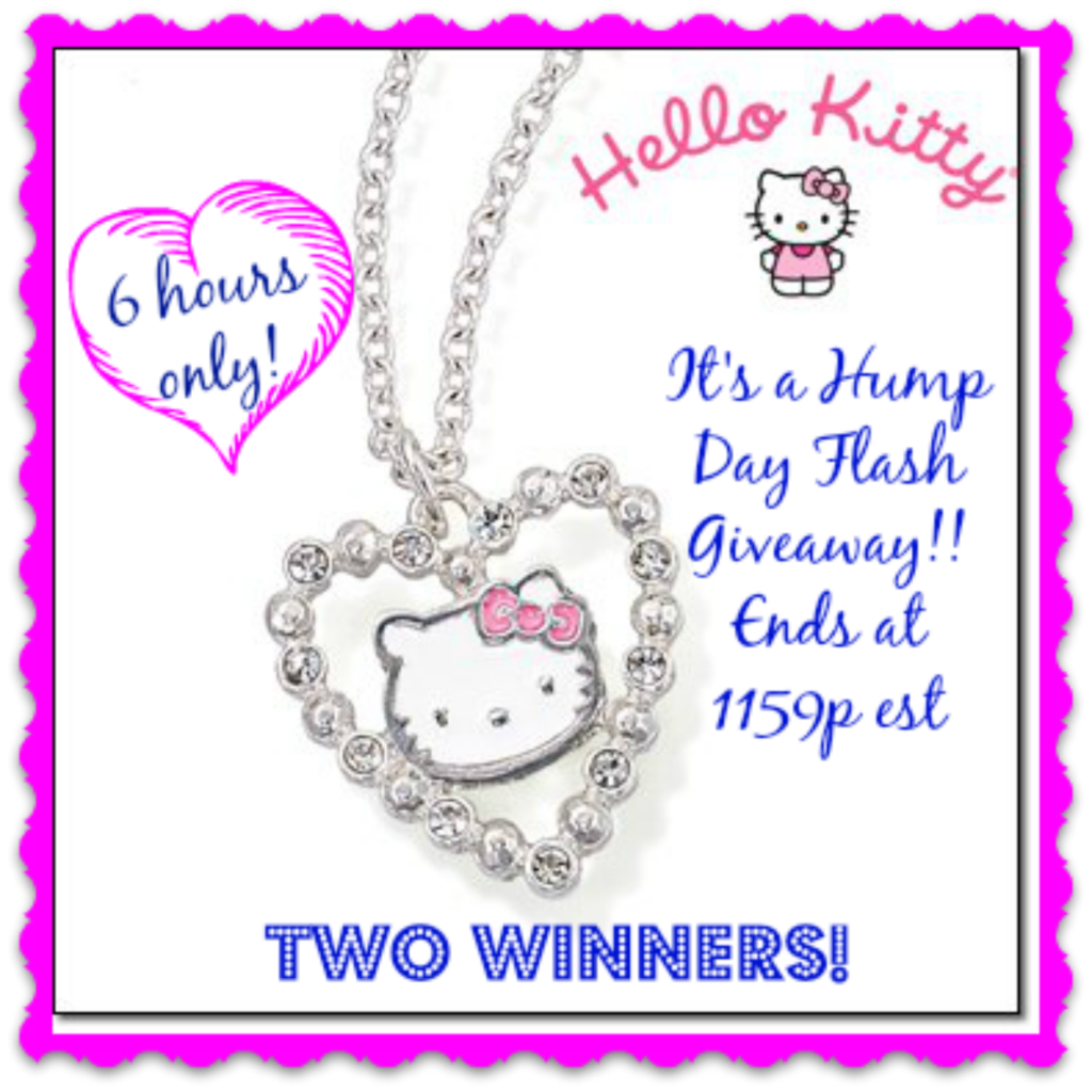 HURRY HURRY FLASH GIVEAWAY ENDS TONIGHT 212