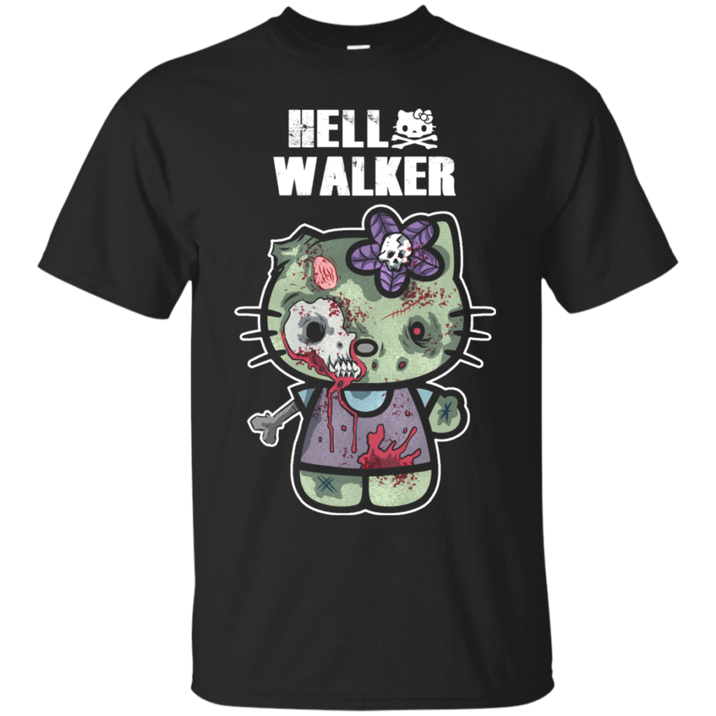 Hello Kitty Shirts Hell Walker  Amyna