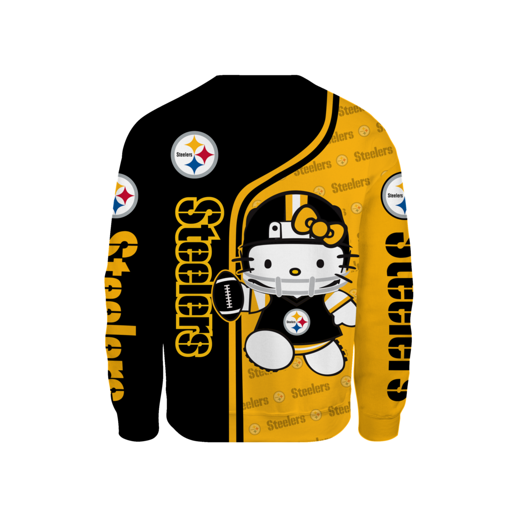 Pittsburgh Steelers Hello Kitty Full All Over Print K2018