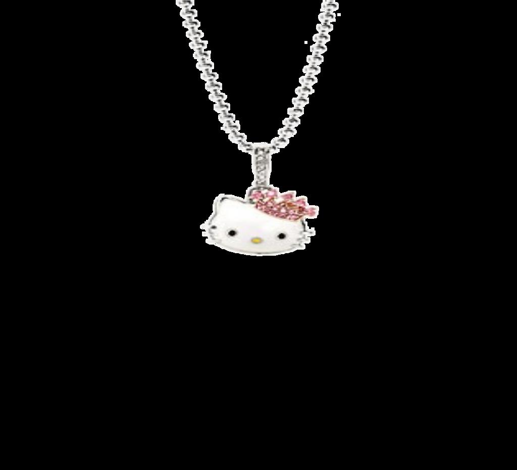 Hello Kitty Necklace by iiMadRBX on DeviantArt