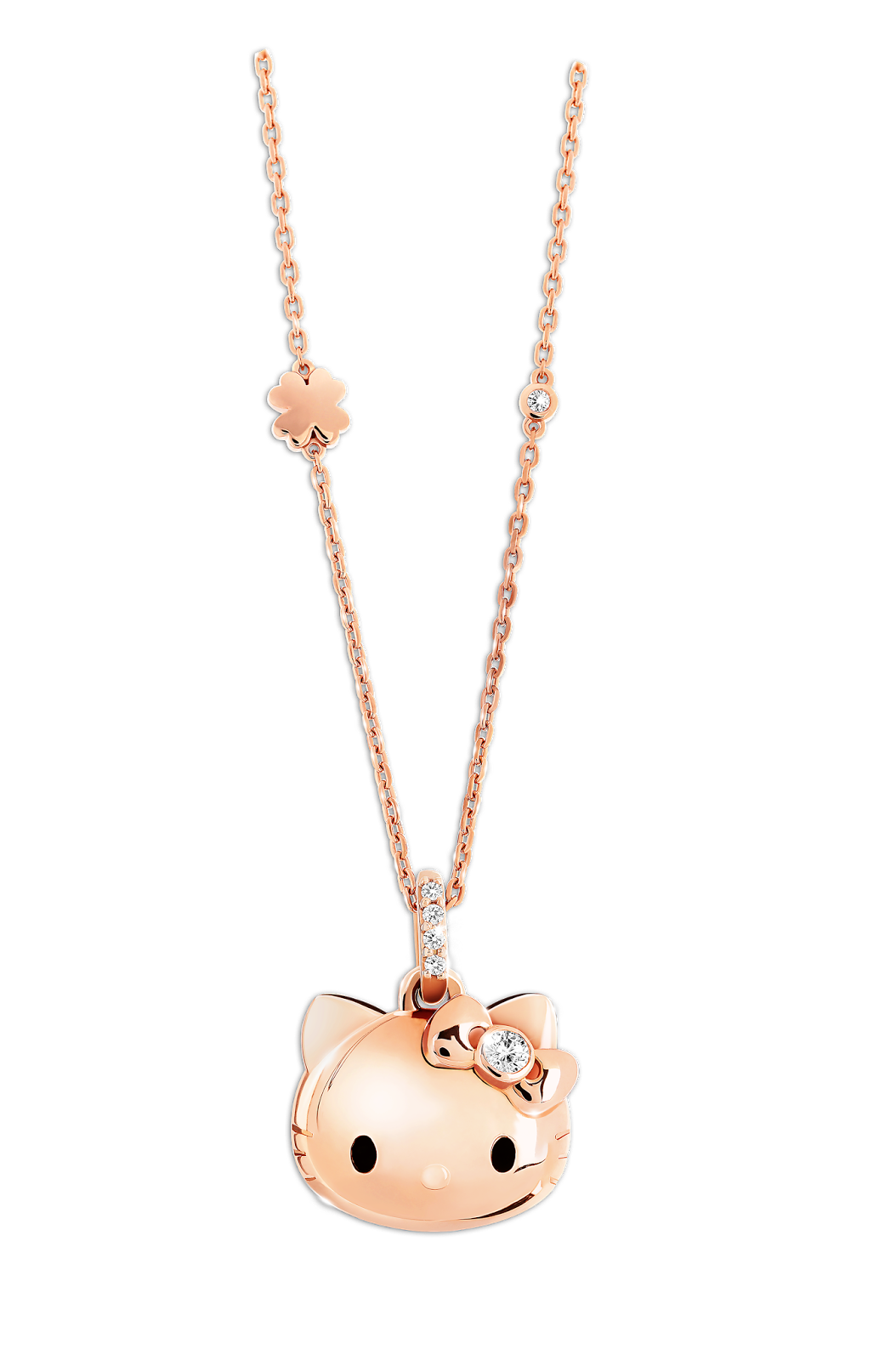 JUBILEE Hello Kitty Happy-Go-Lucky Collection ... - Hello Kitty Necklace