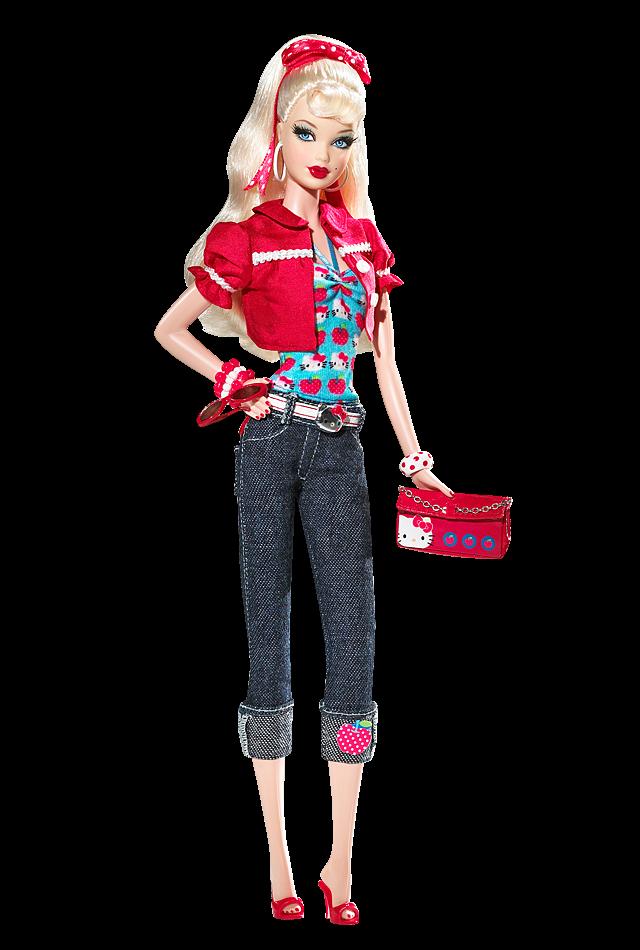 Hello Kitty Barbie My Melody Barbie  Barbie Dolls 80s 90
