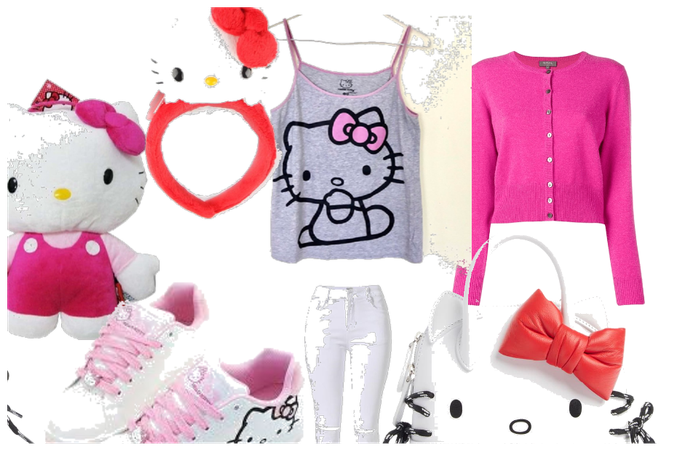 hello kitty 2020 Outfit  ShopLook
