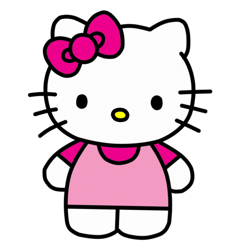 Library of hello kitty graphic library stock png files
