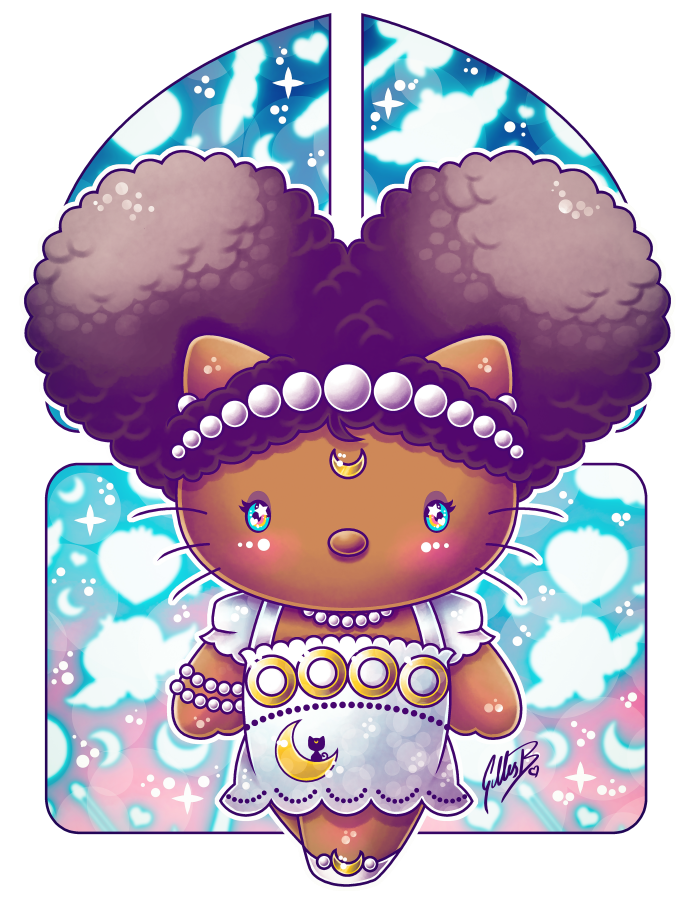 Hello Princess Hope Kitty  Kitty Hello kitty Art