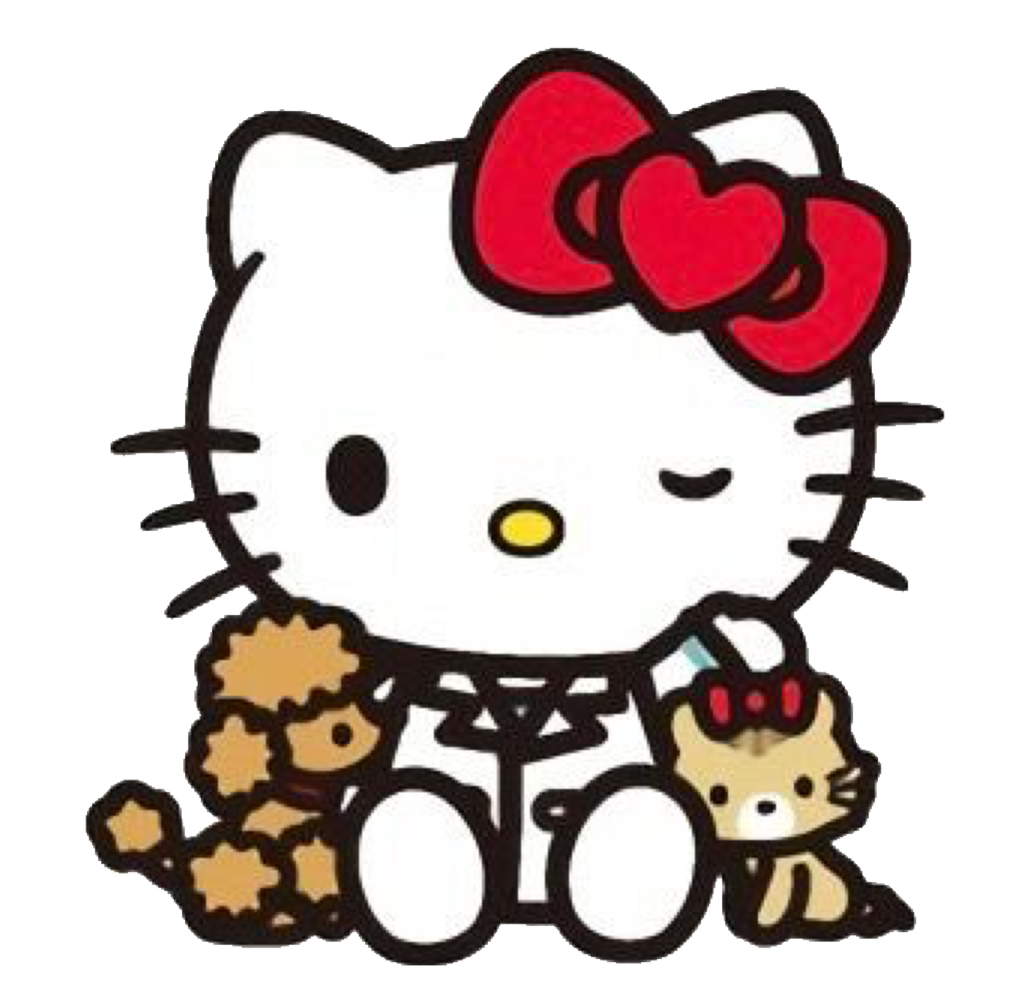 Pin by Aura on my hk clipart 2  Hello kitty backgrounds