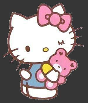 HK BEAR by slitkitten on deviantART  Hello kitty pictures